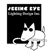 image of footer logo for seeing eye lighting design